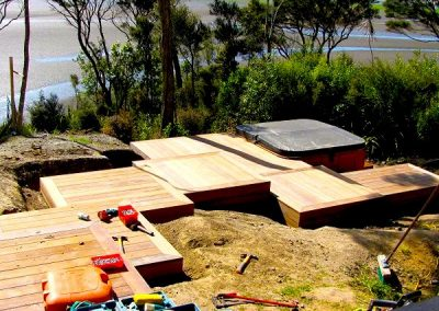 melbourne landscaping design and construction